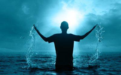 Christian Baptism and Dedication Prayer