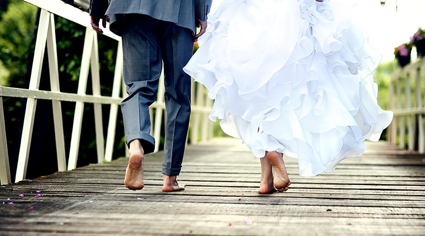Marriage Mimic's Our Spiritual Relationship with Christ